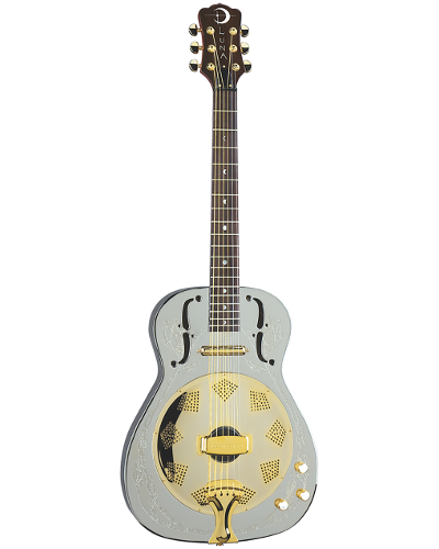 Luna Resonato Steel Magnolia A/E Resonator