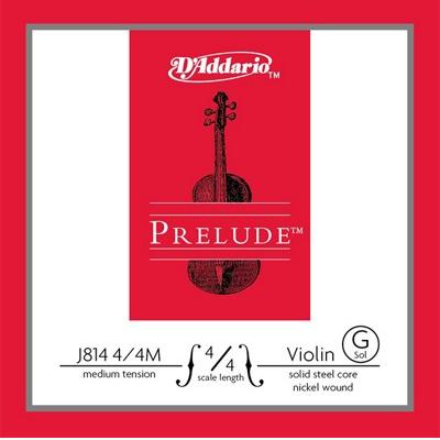D Addario Prelude Violin G String