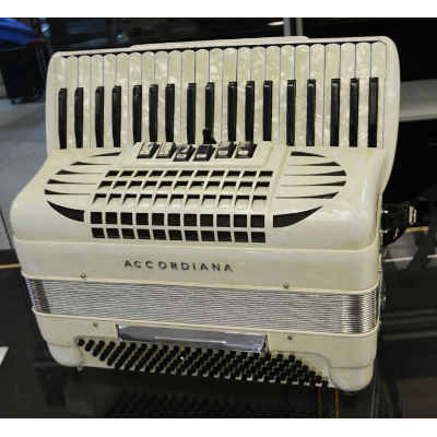 Excelsior Accordiana Piano Accordion
