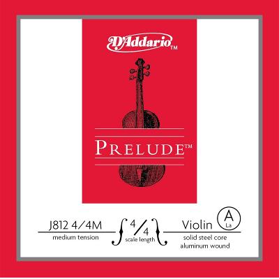 D Addario Prelude Violin A String ( 1/2 )