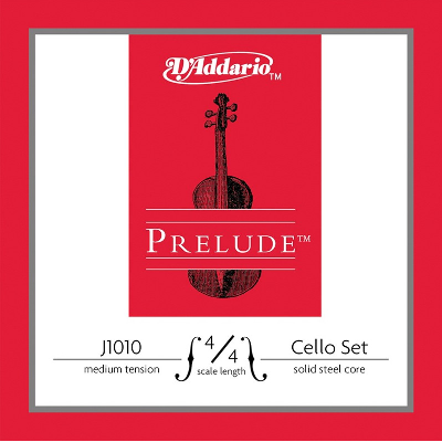 D Addario Prelude Cello String Set ( 1/2 )