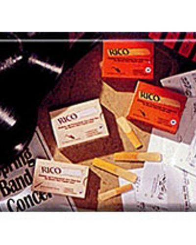 Rico Soprano Saxophone Reeds (Assorted Strengths)