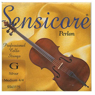 Sensicore Cello Strings by Super Sensitive