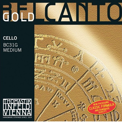 Thomastik Belcanto Gold Strings