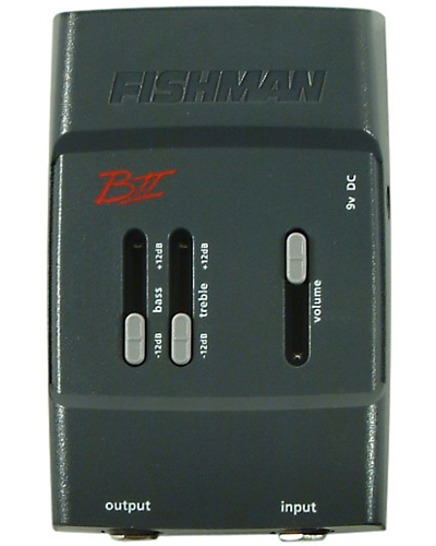 Fishman Pre Amp for String Pickup