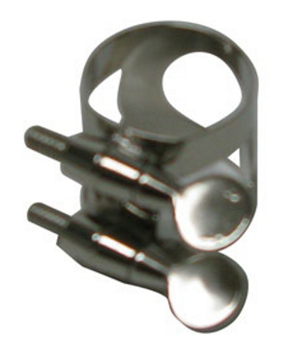 Selmer Silver Plated Ligature for Metal Saxophone Mouthpieces