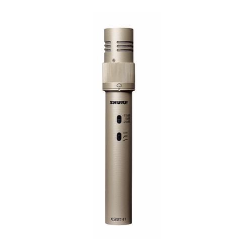 Shure KSM141 Dual-Pattern Instrument Microphone
