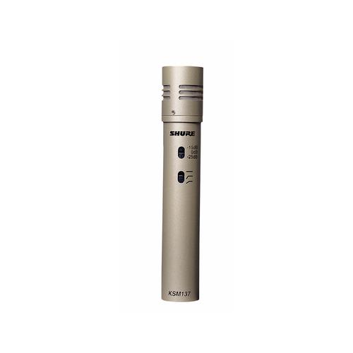 Shure KSM137 Instrument Microphone
