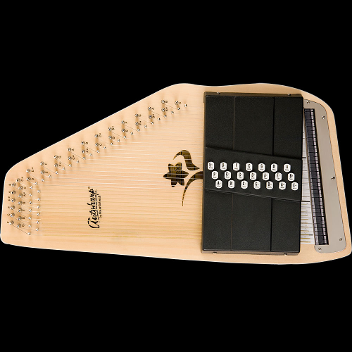 "Oscar Schmidt OS45CE Electric Autoharp ""The Appalachian"""