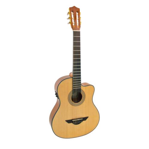 H Jimenez - Guitar - El Maestro LG3CE Electric Cutaway
