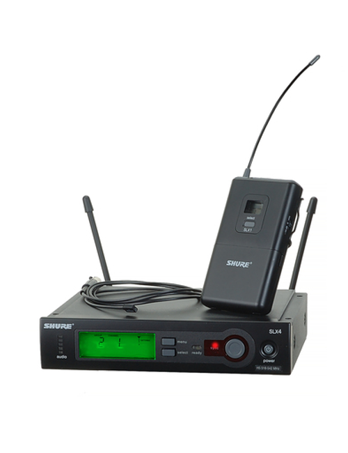 Shure SLX14/93 Lavalier Wireless System