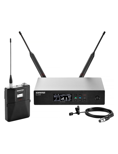 Shure QLXD14/93 Lavalier Wireless Microphone System