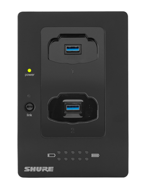 Shure MXWNCS2 Networked Charging Station
