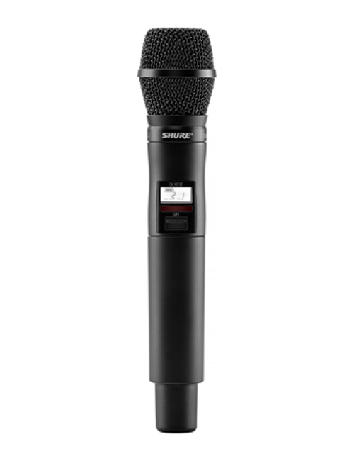 Shure QLXD2/SM87A Handheld Wireless Microphone Transmitter