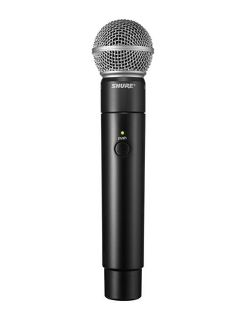 Shure MXW2/VP68 Handheld Wireless Microphone Transmitter