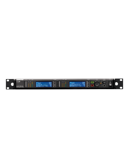 Shure AXT400 Dual Channel Receiver