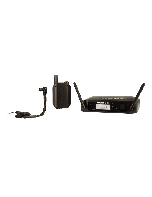 Shure GLXD14/BETA98H Instrument Wireless System