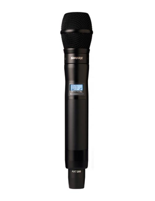 Shure AXT200/KSM9 Handheld Frequency Diversity Transmitter