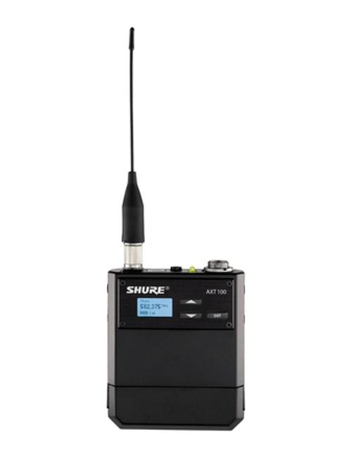 Shure AXT100 Bodypack Transmitter