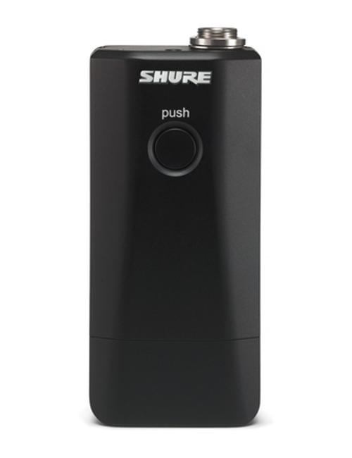 Shure MXW1 Hybrid Bodypack Transmitter