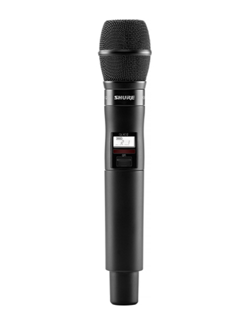 Shure QLXD2/KSM9 Handheld Wireless Microphone Transmitter