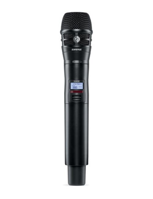 Shure ULXD2/K8B Handheld Wireless Microphone Transmitter