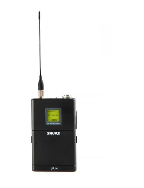 Shure UR1 Bodypack Transmitter