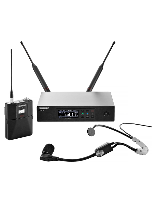 QLXD14/SM35 Headworn Wireless Microphone System