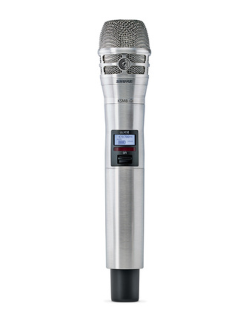 Shure ULXD2/K8N Handheld Wireless Microphone Transmitter