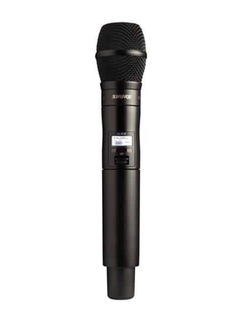 Shure ULXD2/KSM9HS Handheld Wireless Microphone Transmitter