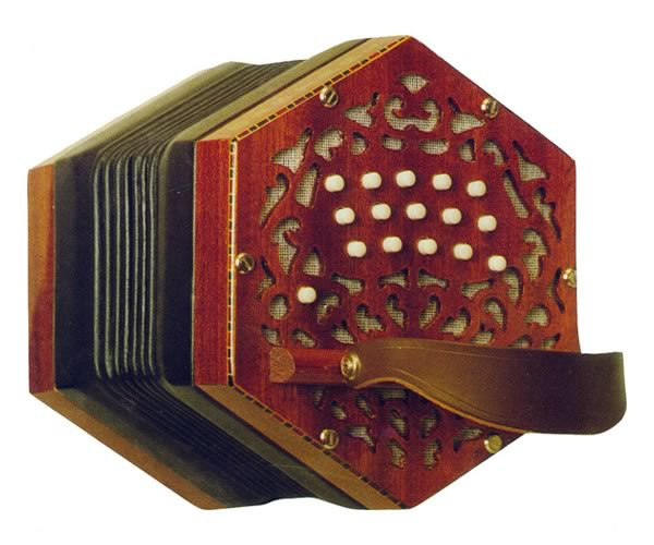 Stagi W-15-MS Anglo Concertina