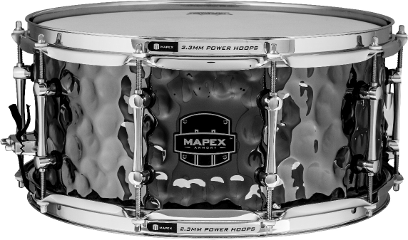 Mapex Armory Daisy Cutter Snare Drum - ARST465HCEB