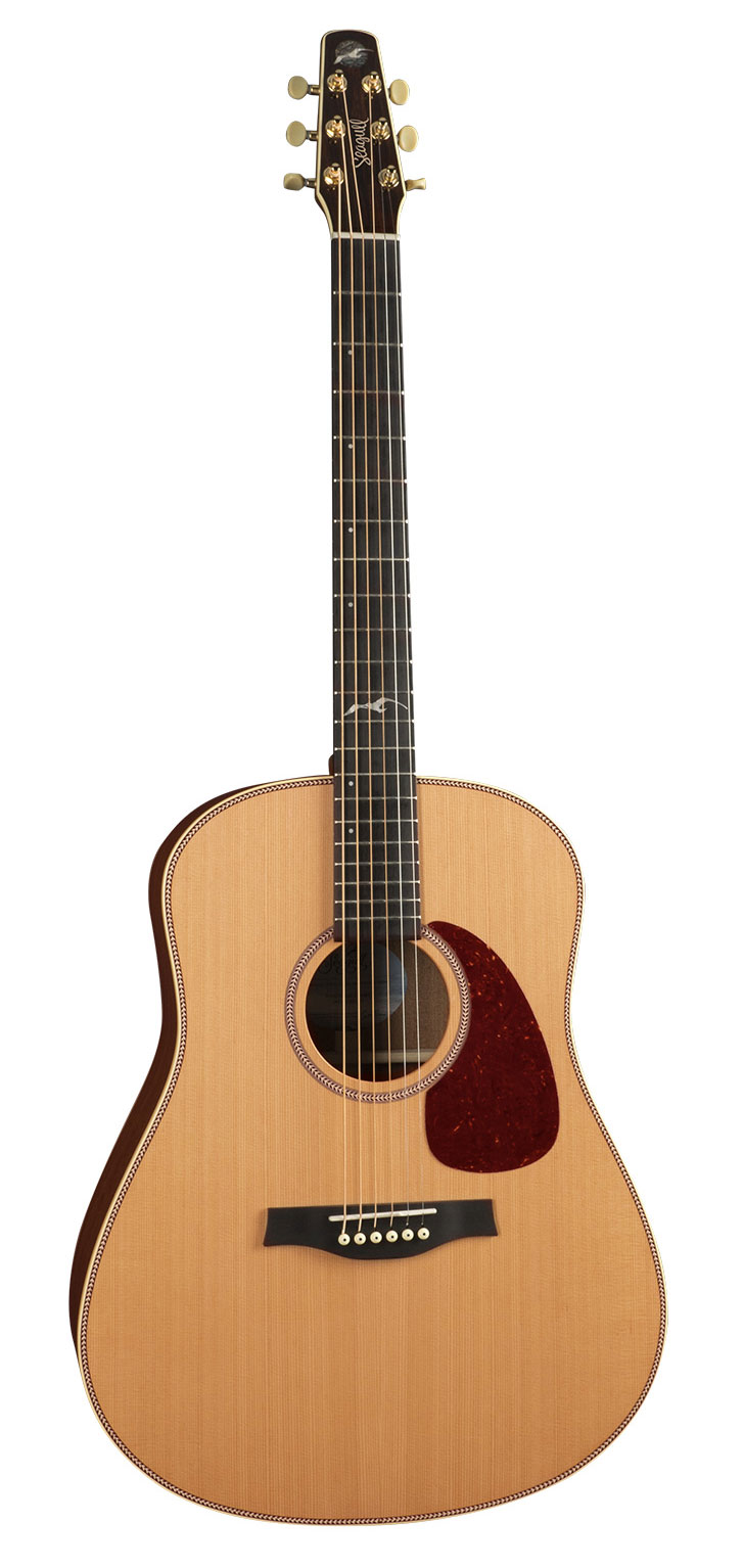 Seagull Artist Mosaic Element Acoustic Guitar