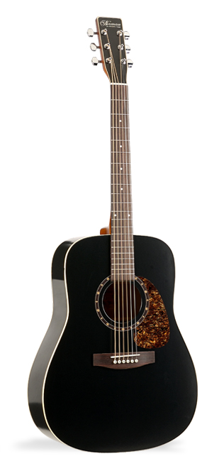 Norman B18 Black Acoustic Guitar
