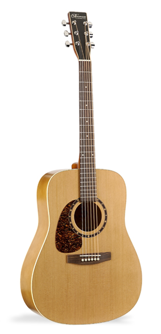 Norman B18 Cedar Left-Hand Acoustic Guitar