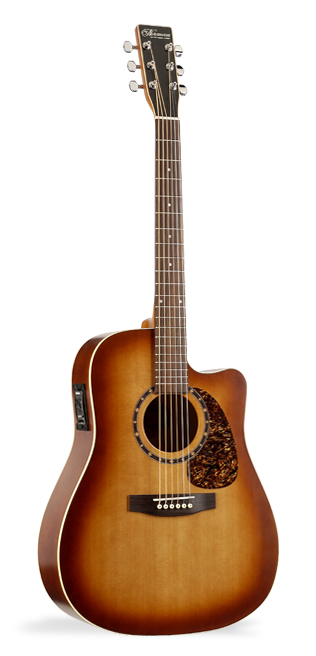 Norman B18 CW Tobacco 4T Acoustic Electric Guitar
