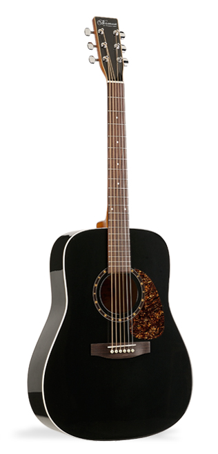 Norman B20 Black HG Acoustic Guitar