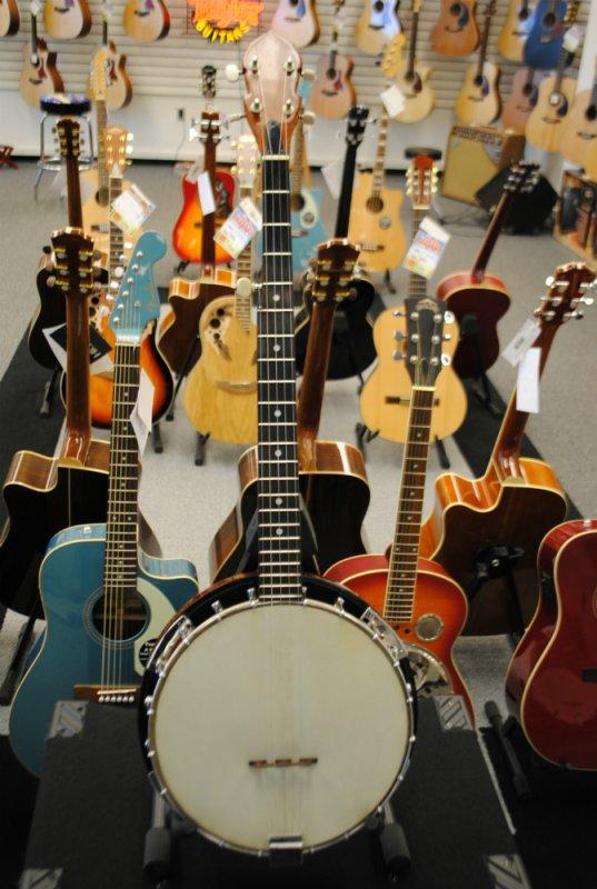 Deering Vega Little Wonder Banjo [Demo Model] - Jim Laabs Music Store