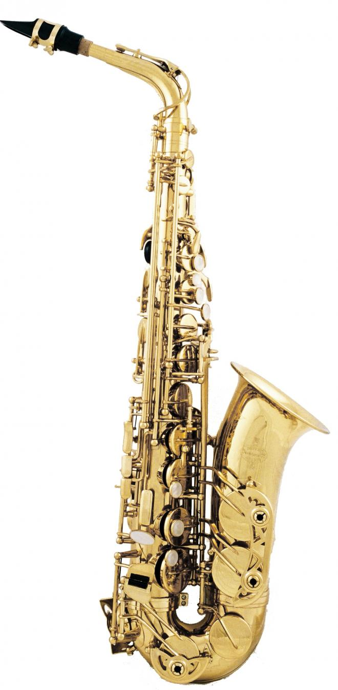 "Buffet Crampon Model BC8401 Alto Sax ""400 Series"""
