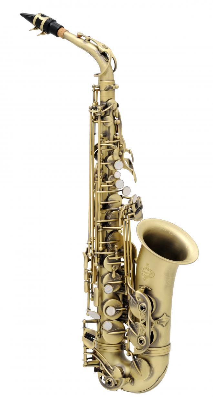 """Buffet Crampon Model BC8401 Alto Sax in Bronze Matte """"400 Series"""""""