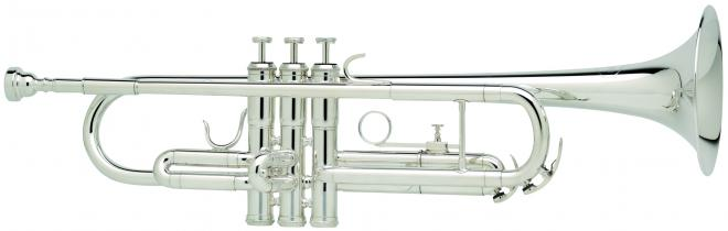 "Besson Model BE1011 Trumpet ""1000 Series"""