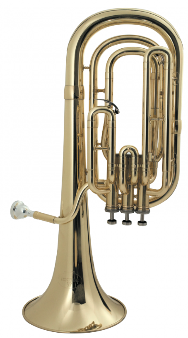 "Besson Model BE1057 Baritone Horn ""1000 Series"""