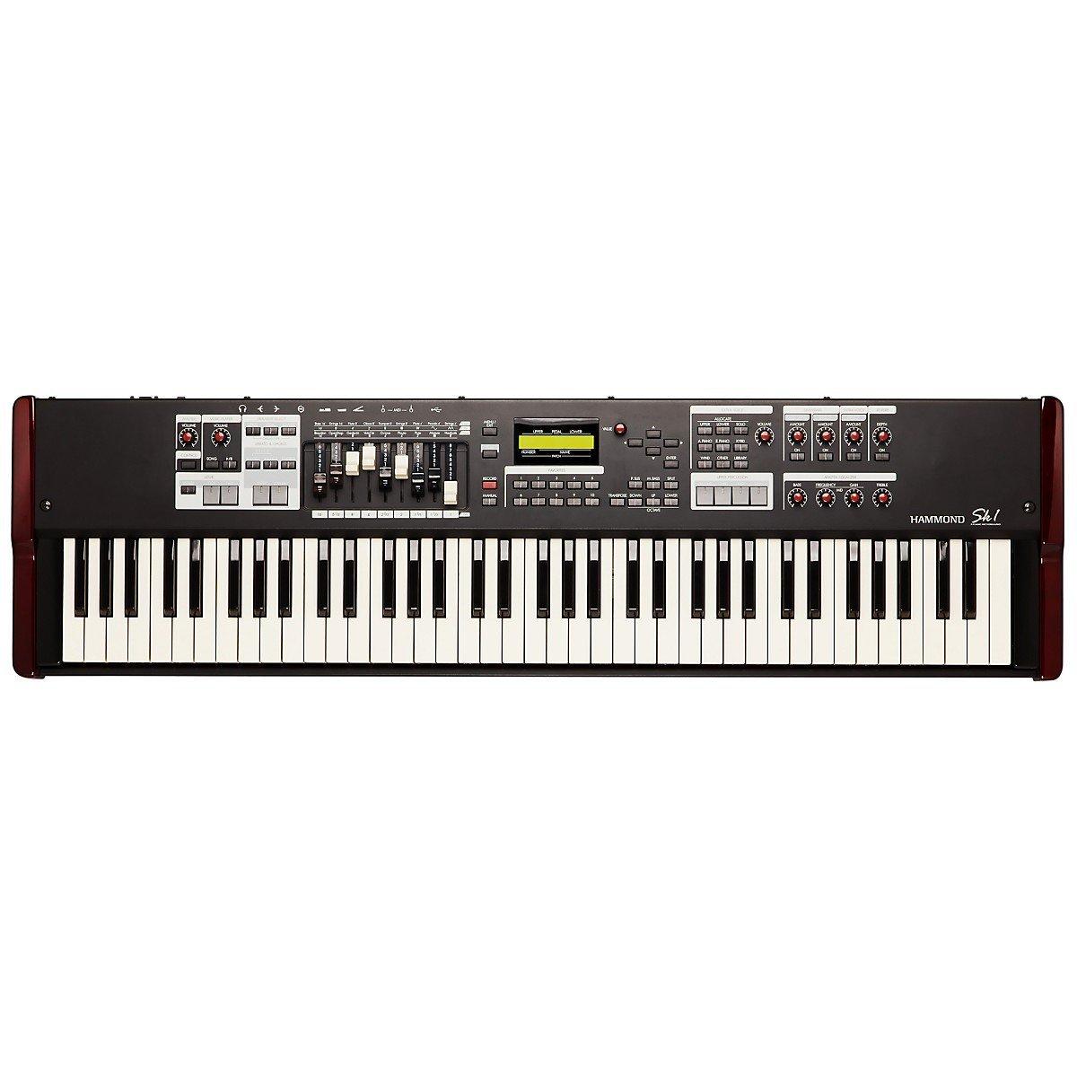 Hammond SK1-73 Ultralight 73-Note Portable Foundation Keyboard