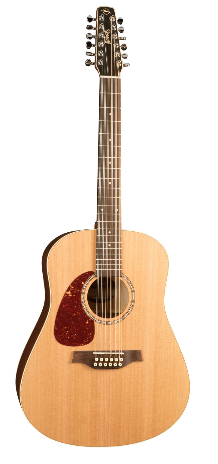 Seagull Coastline Cedar 12 Left Acoustic Guitar