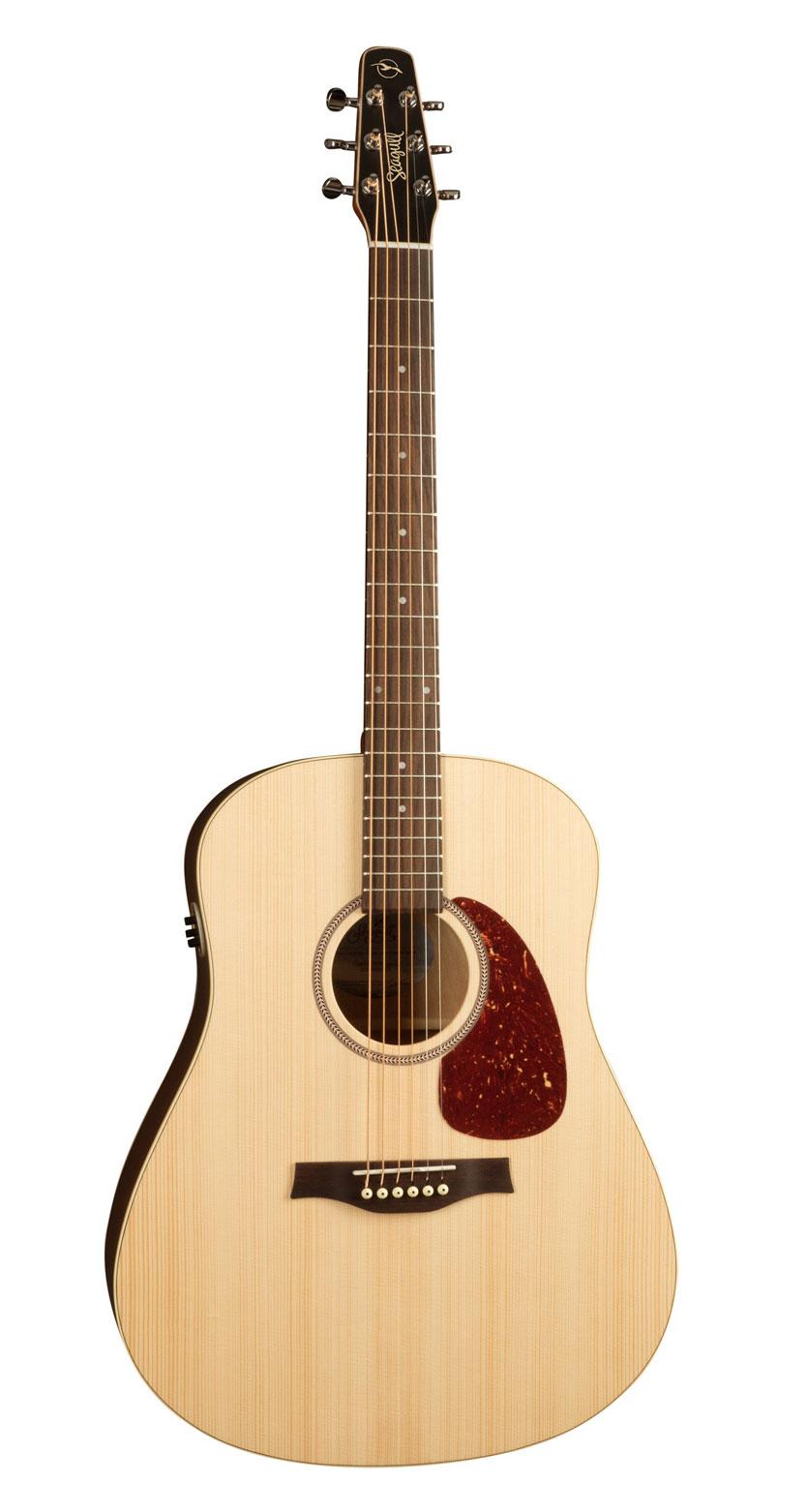 Seagull Coastline S6 Spruce QIT Acoustic Guitar