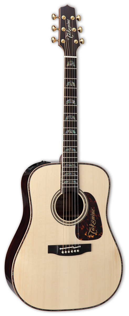 Takamine CP7D-AD1 Acoustic Guitar