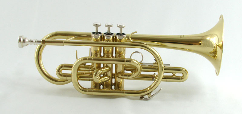 Schiller Shepherds Crook Cornet