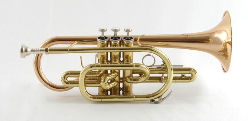 Schiller Shepards Crook Pro Cornet