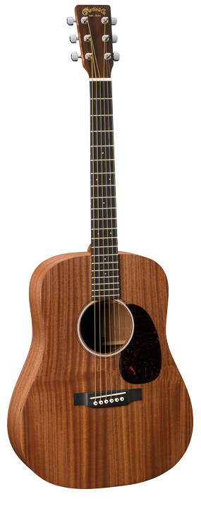 Martin D Jr. 2 Sapele Acoustic Guitar