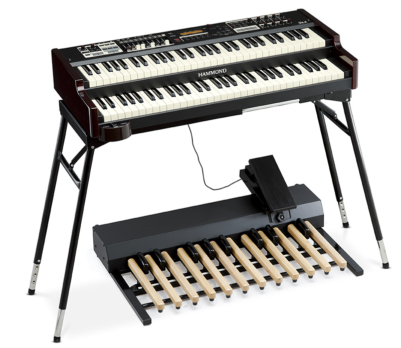 Hammond SK2 122-Key Portable Keyboard